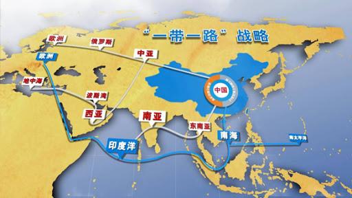 一带一路海外传播战略